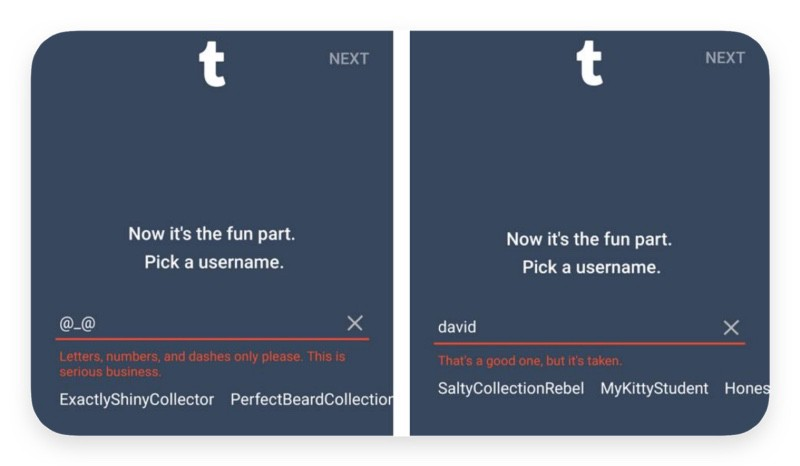 UX-копирайтинг: индивидуальные микротексты.